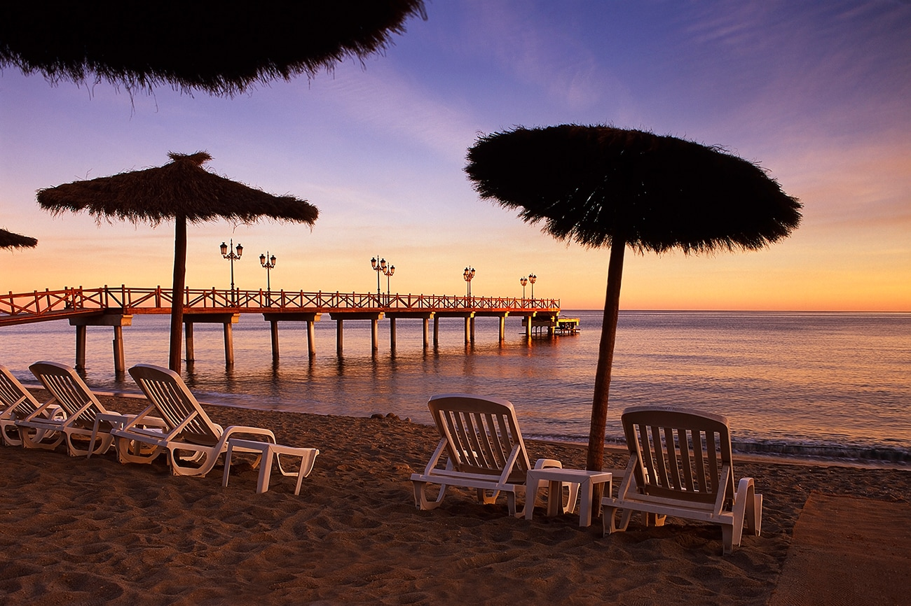 Pier at Marbella Club, Marbella