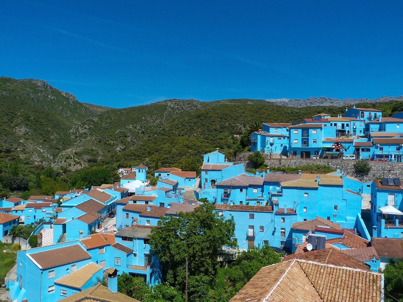 Juzcar village