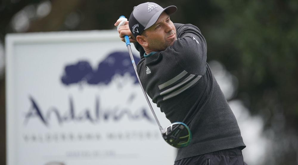 Sergio García Golf Driver