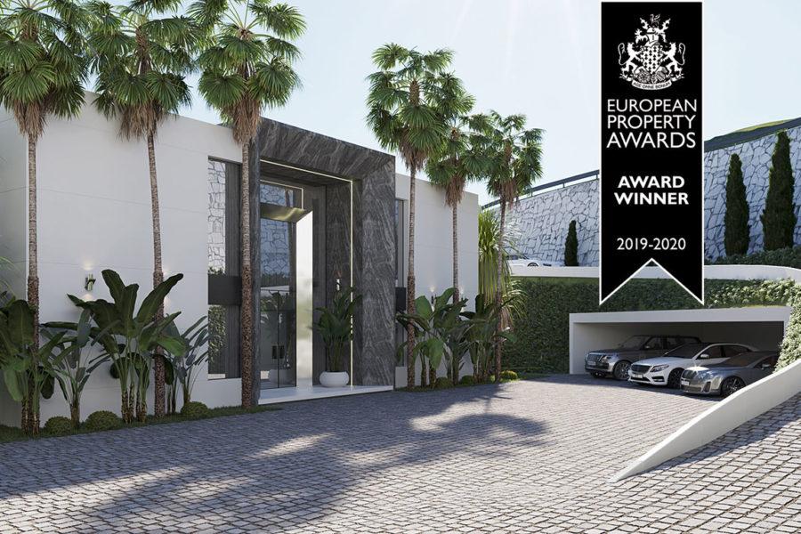 Villa Alcuzcuz receives prestigious architecture award