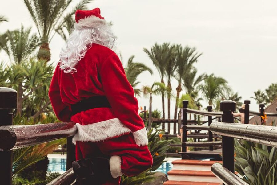 Get in the festive mood at the Kempinski Hotel Bahia!