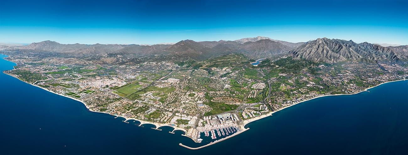 Puerto Banus and Nueva Andalucia, Marbella