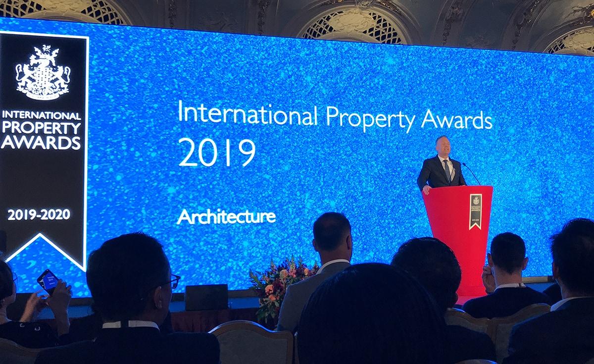 International Property Awards 2019 architecture