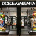 Dolce & Gabbana store in Puerto Banus, Marbella, Spain