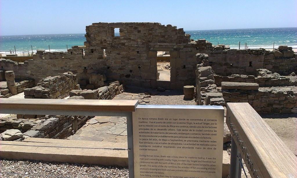 Roman settlement of Baelo Claudia, Bolonia, Tarifa