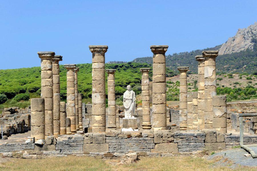 Roman traces in and around Marbella