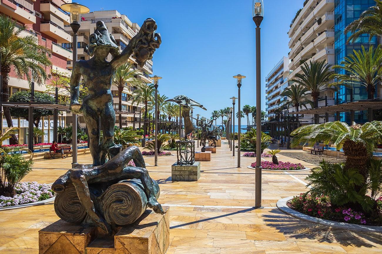 Dali Park Marbella