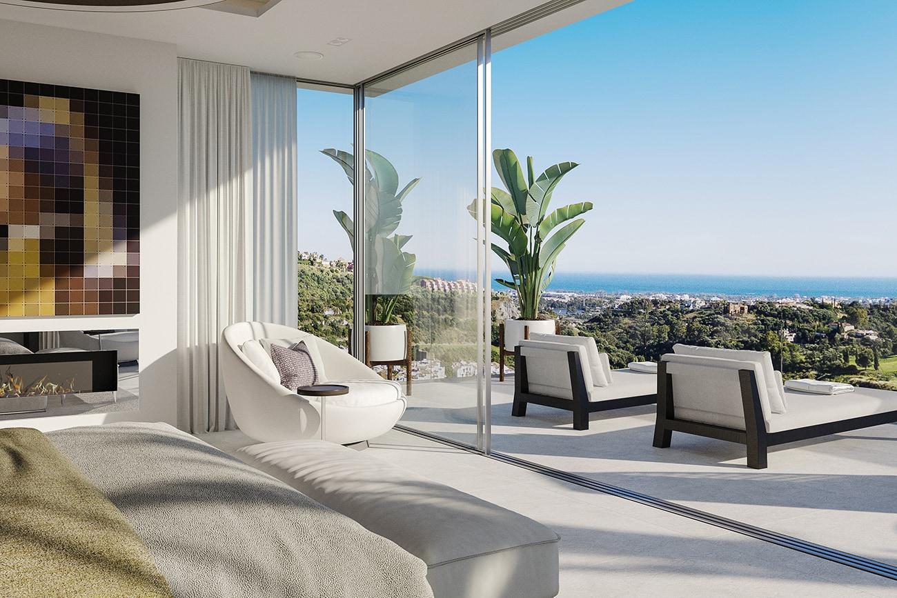 Villa Alcuzcuz, Marbella