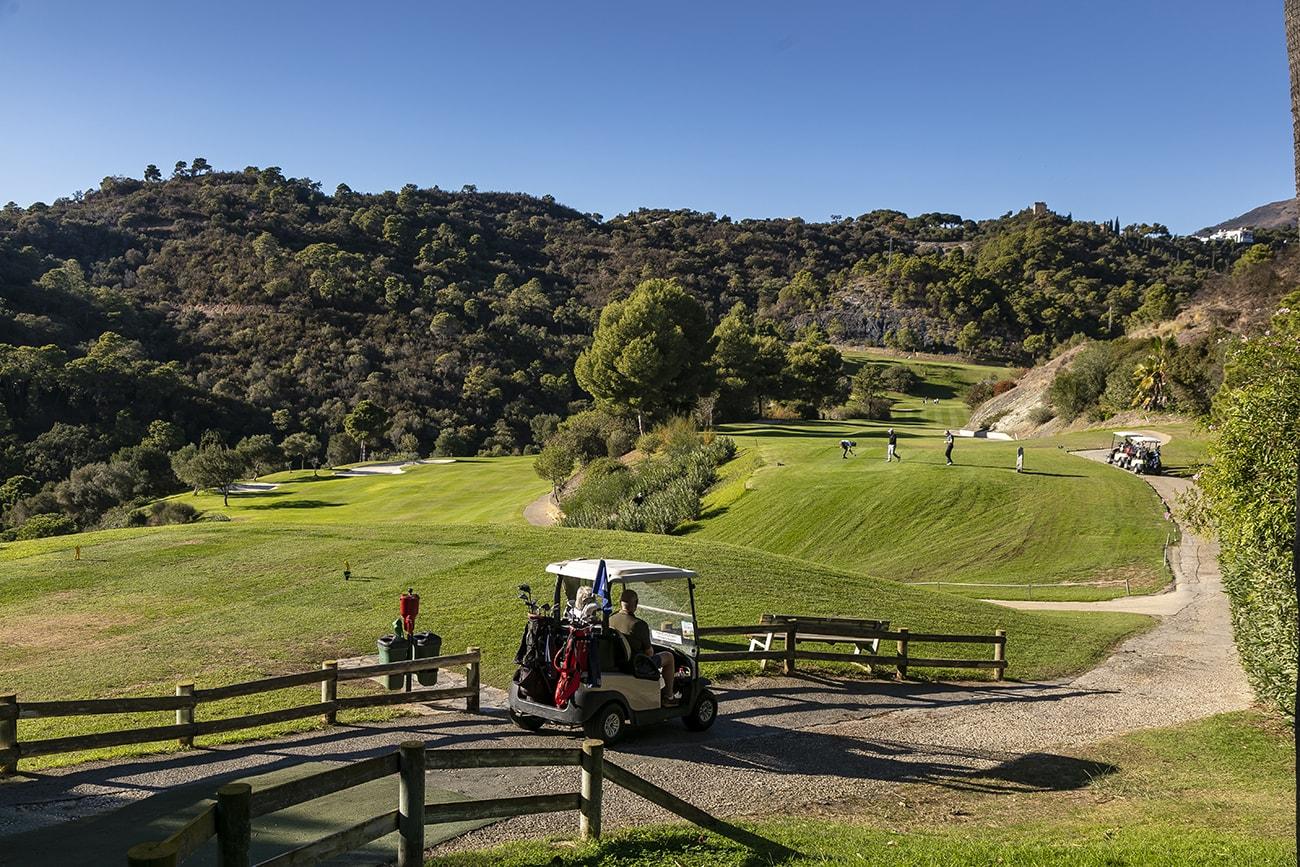 Los Arqueros Golf Club & Country Club near Villa Alcuzcuz