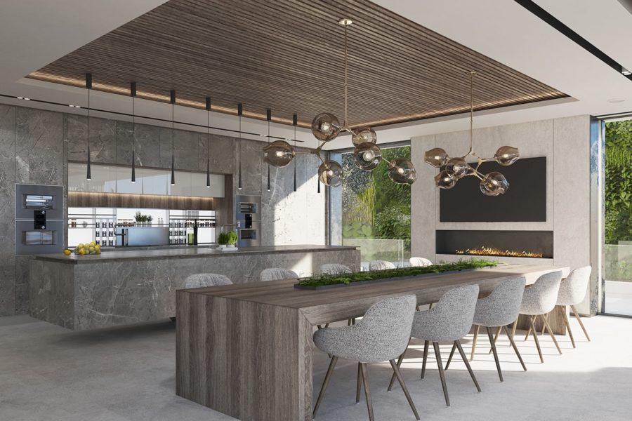 Villa Alcuzcuz: the house that thinks for you