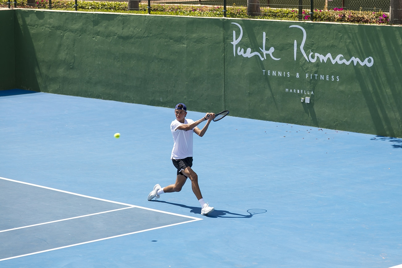 Marbella for Tennis lovers