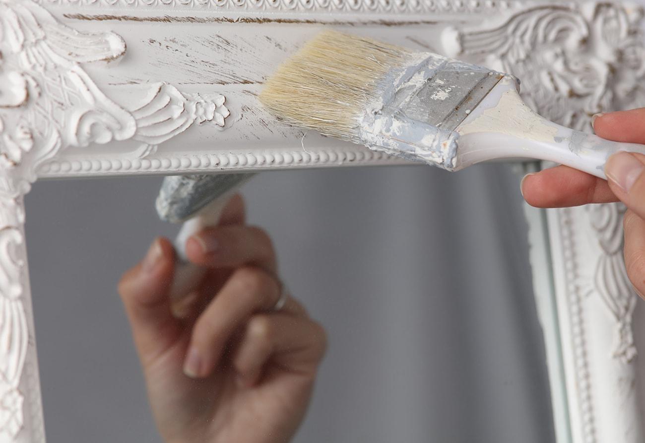 Diy woman painting