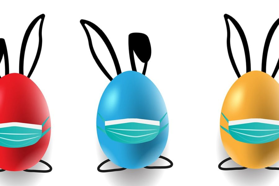 Awesome Easter tips for lockdown family fun…