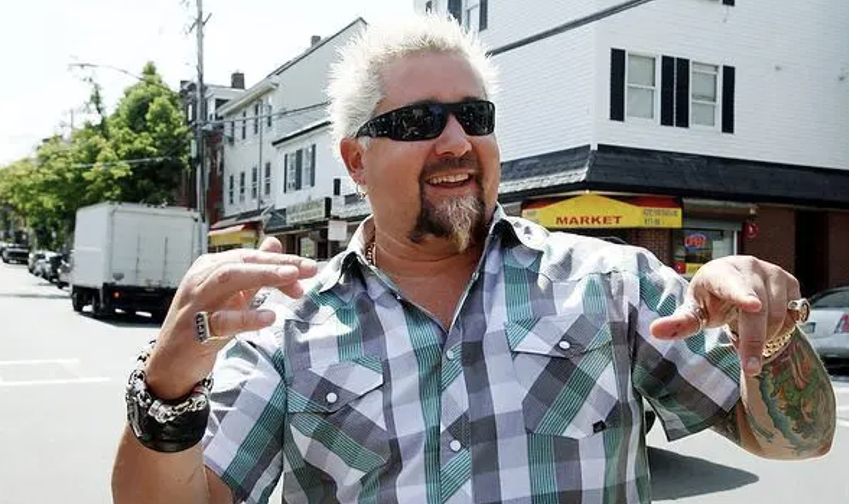 Guy Fieri has helped to raise over  million for unemployed restaurant workers