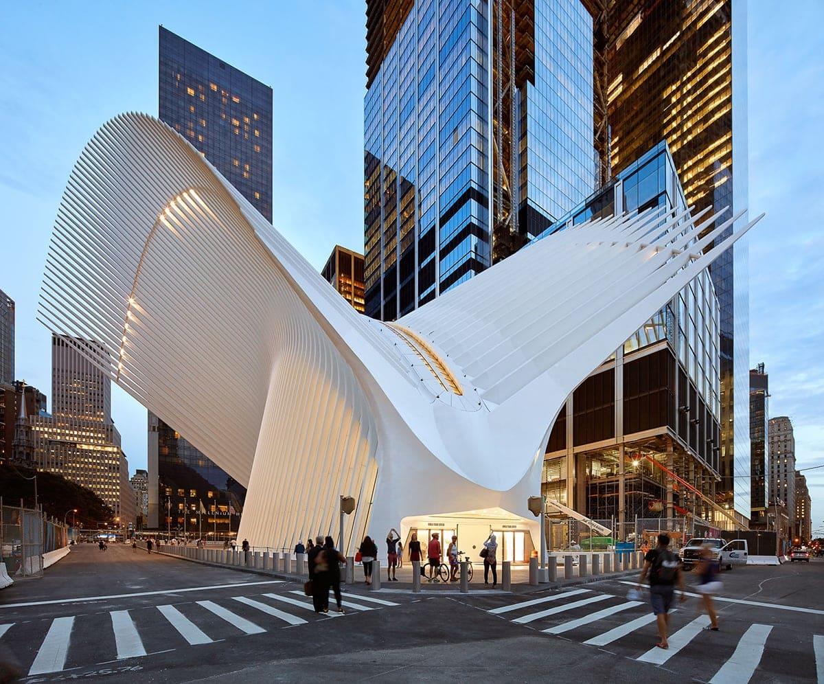 Santiago Calatrava work