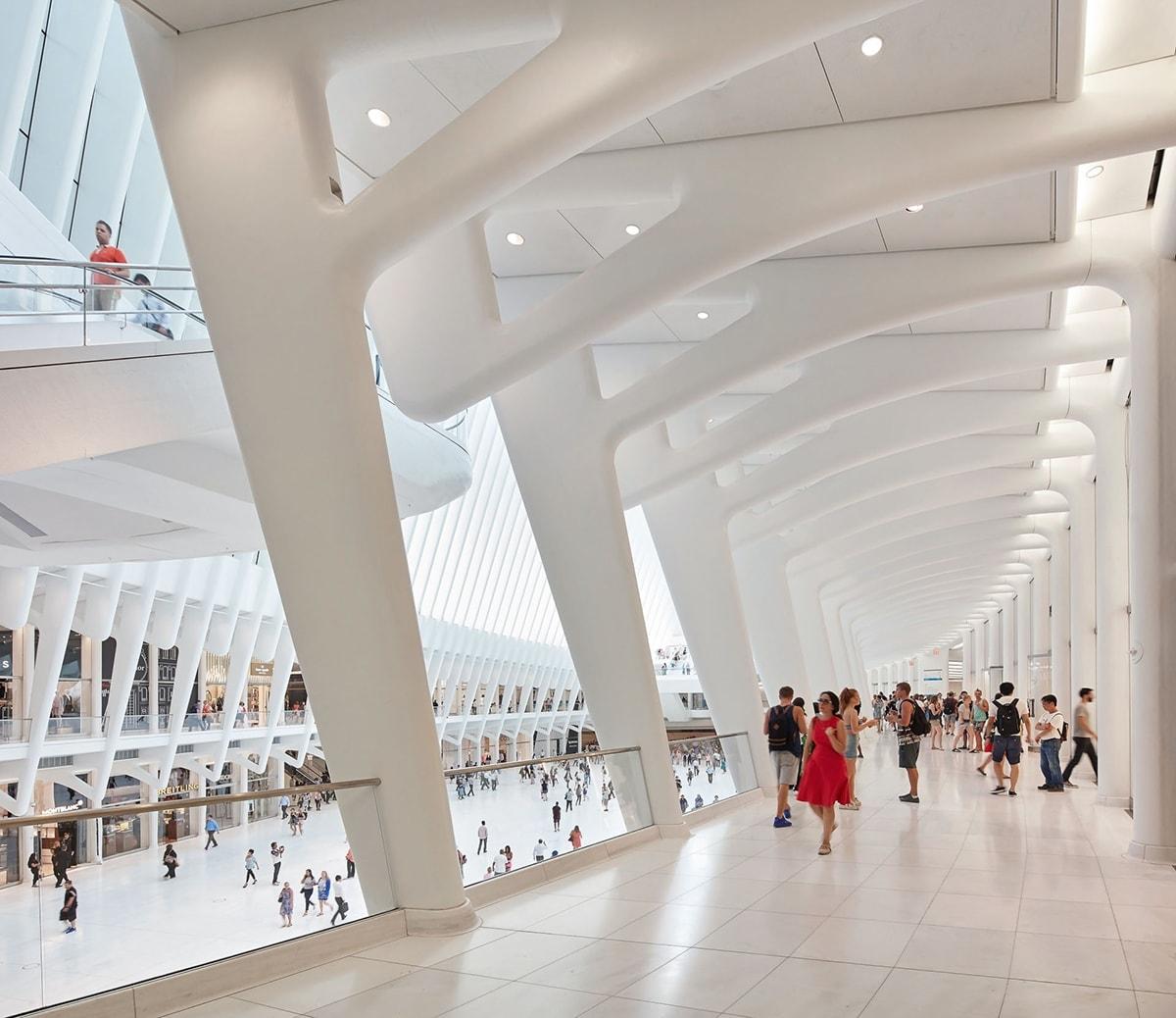 The World Trade Centre Transportation Hub