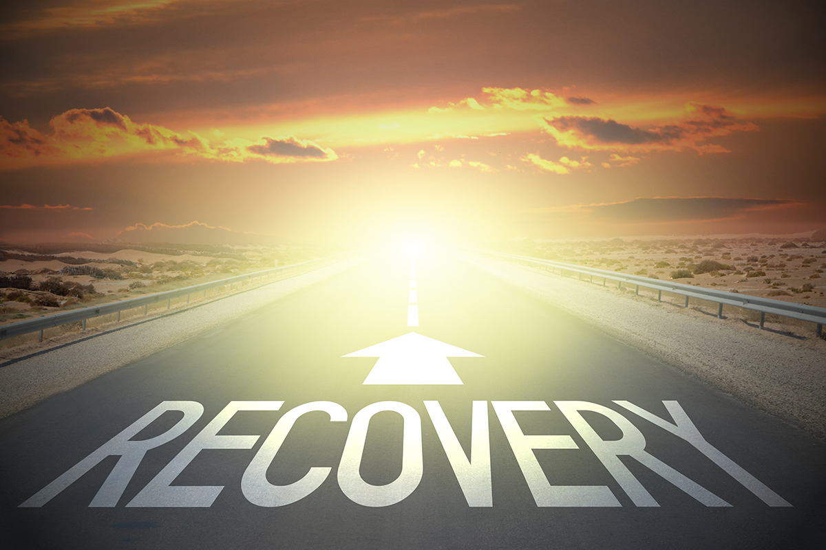 Good News: the Road to Recovery