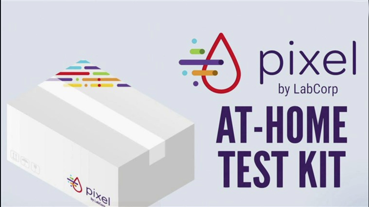 The first at-home test kit for Covid-19, approved by the FDA last week