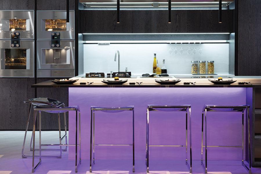 Seven Dream Kitchens