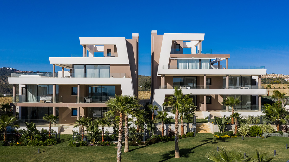 A new contemporary project in Cabopino, architecture by González & Jacobson
