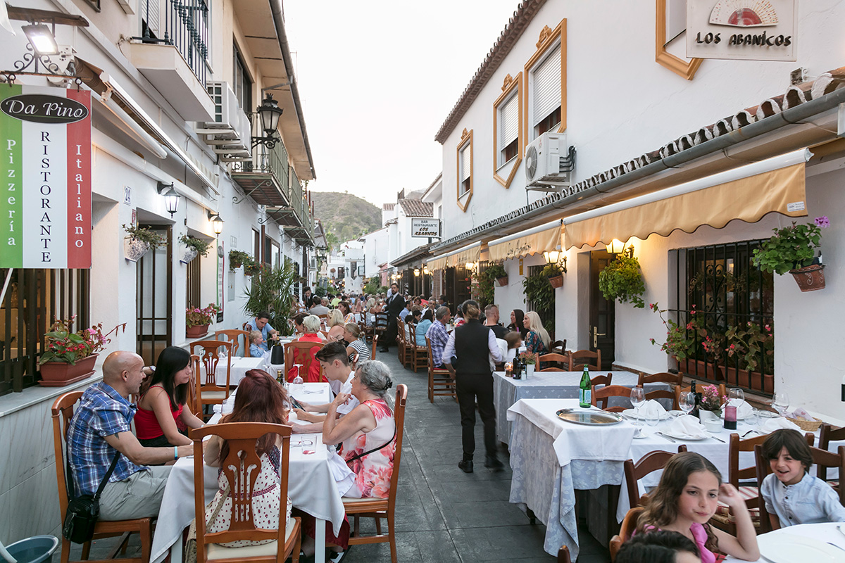 Benahavis Restaurants