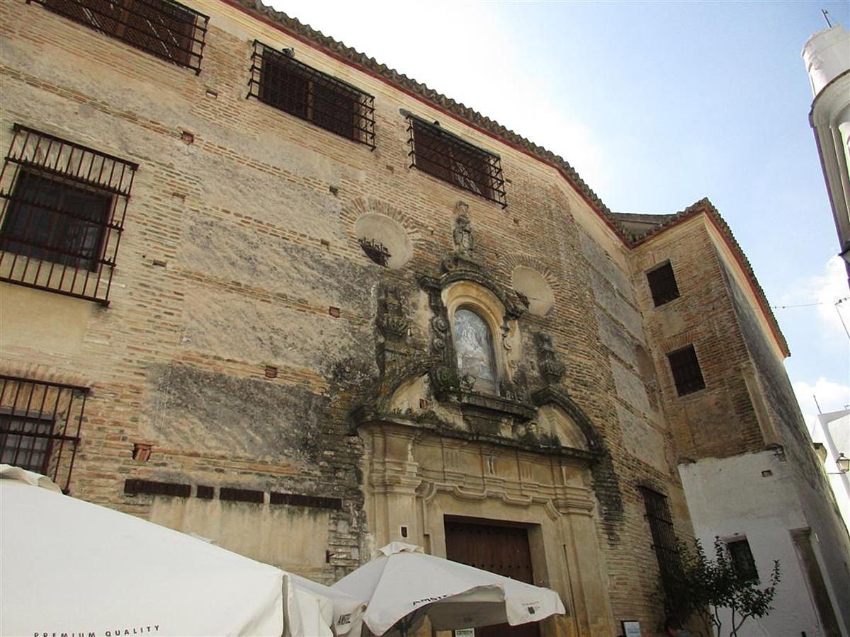 Convento de Mercedarias, The Convent of Las Mercedarias founded in 1650