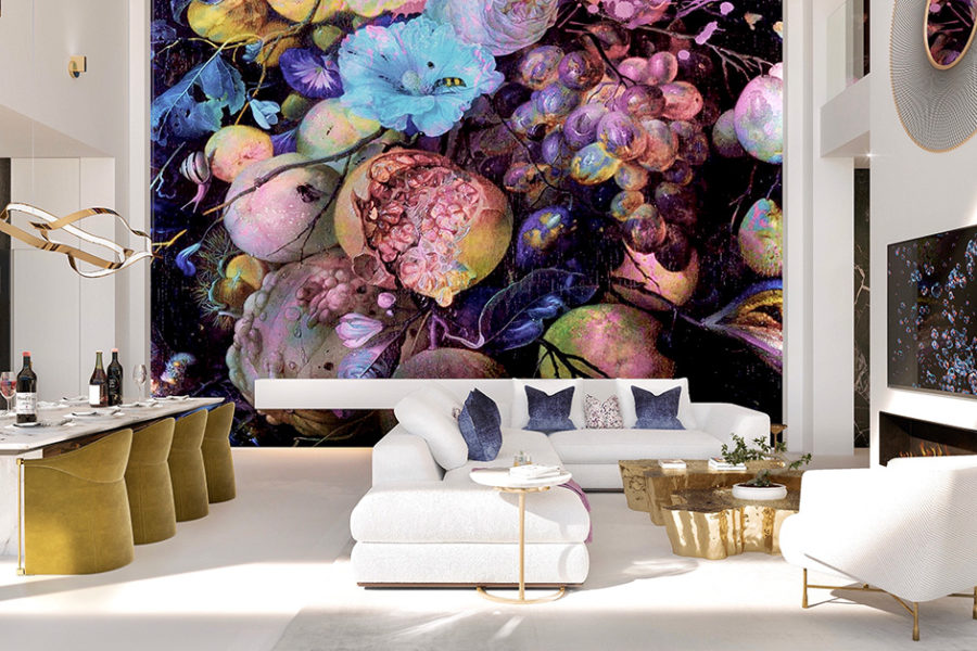 The art of interior design