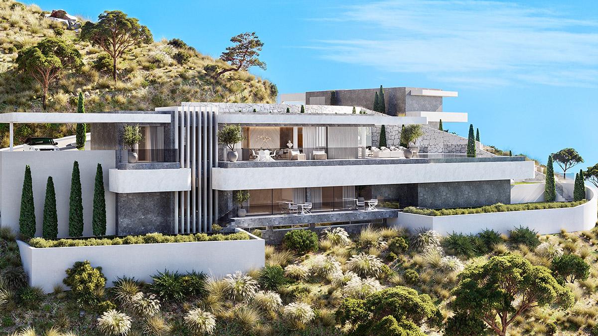 Vista Lago Residences - spectacular design and amazing views