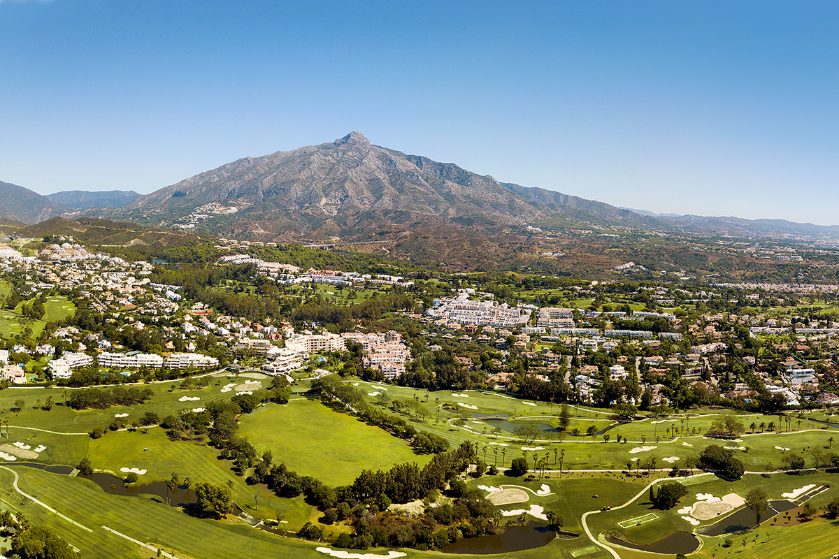 Golf Valley, Marbella