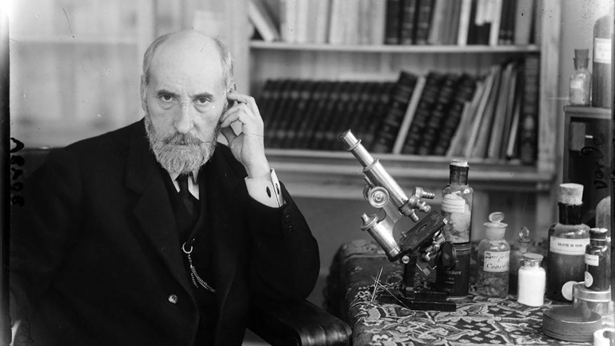 Santiago Ramon y Cajal,