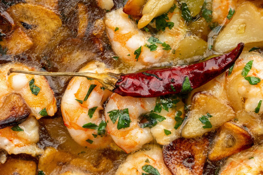 Must-eat dishes from southern Spain