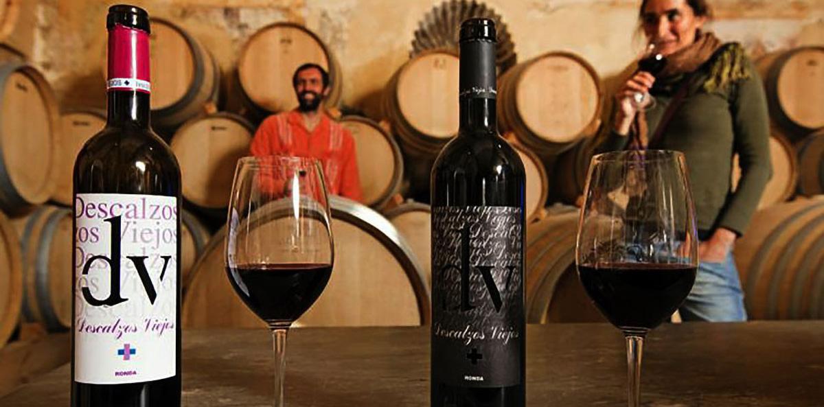 Descalzos Viejos wine