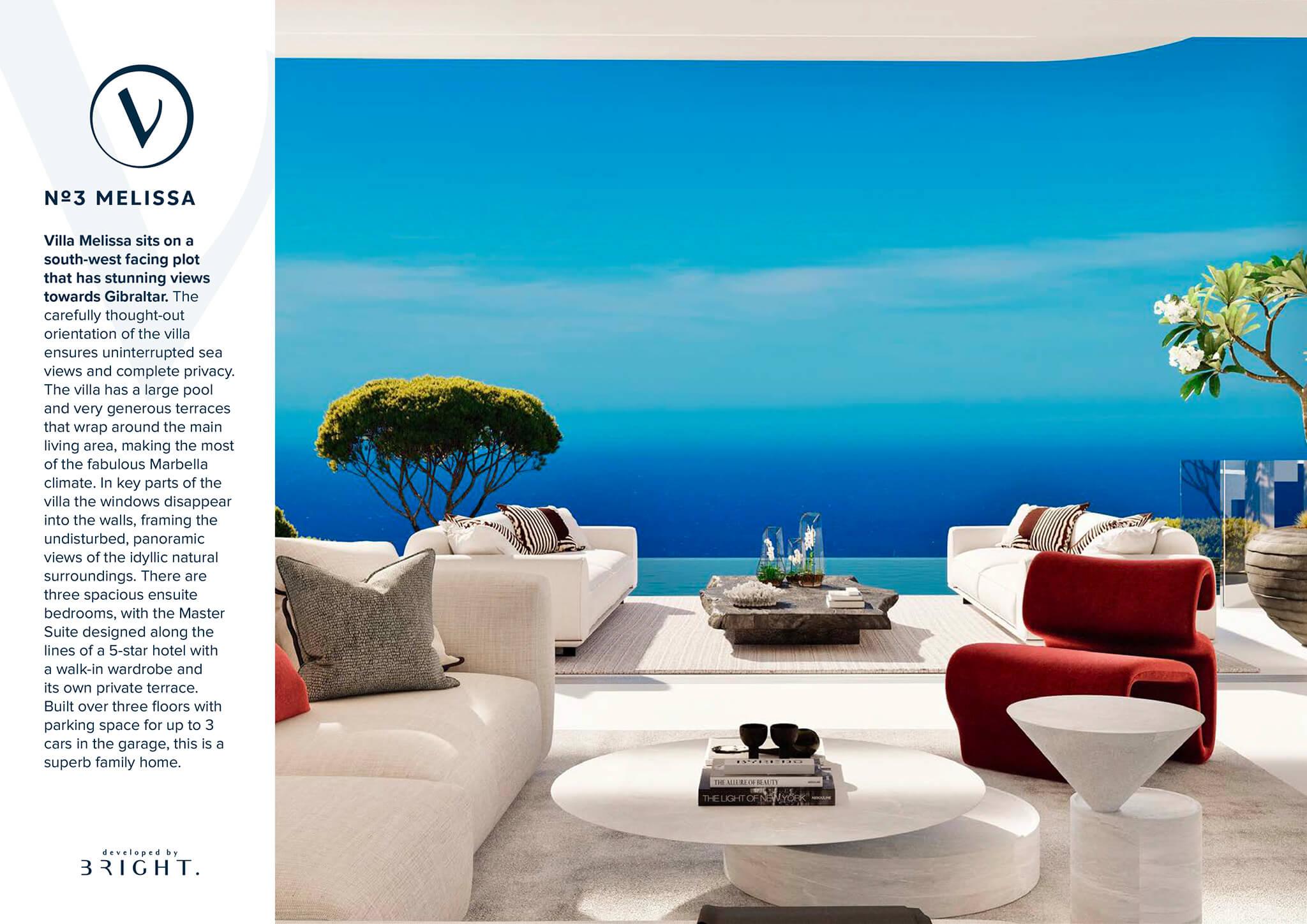 Vista Lago Residences Marbella - Villa Melissa 3
