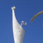 Marbella statue