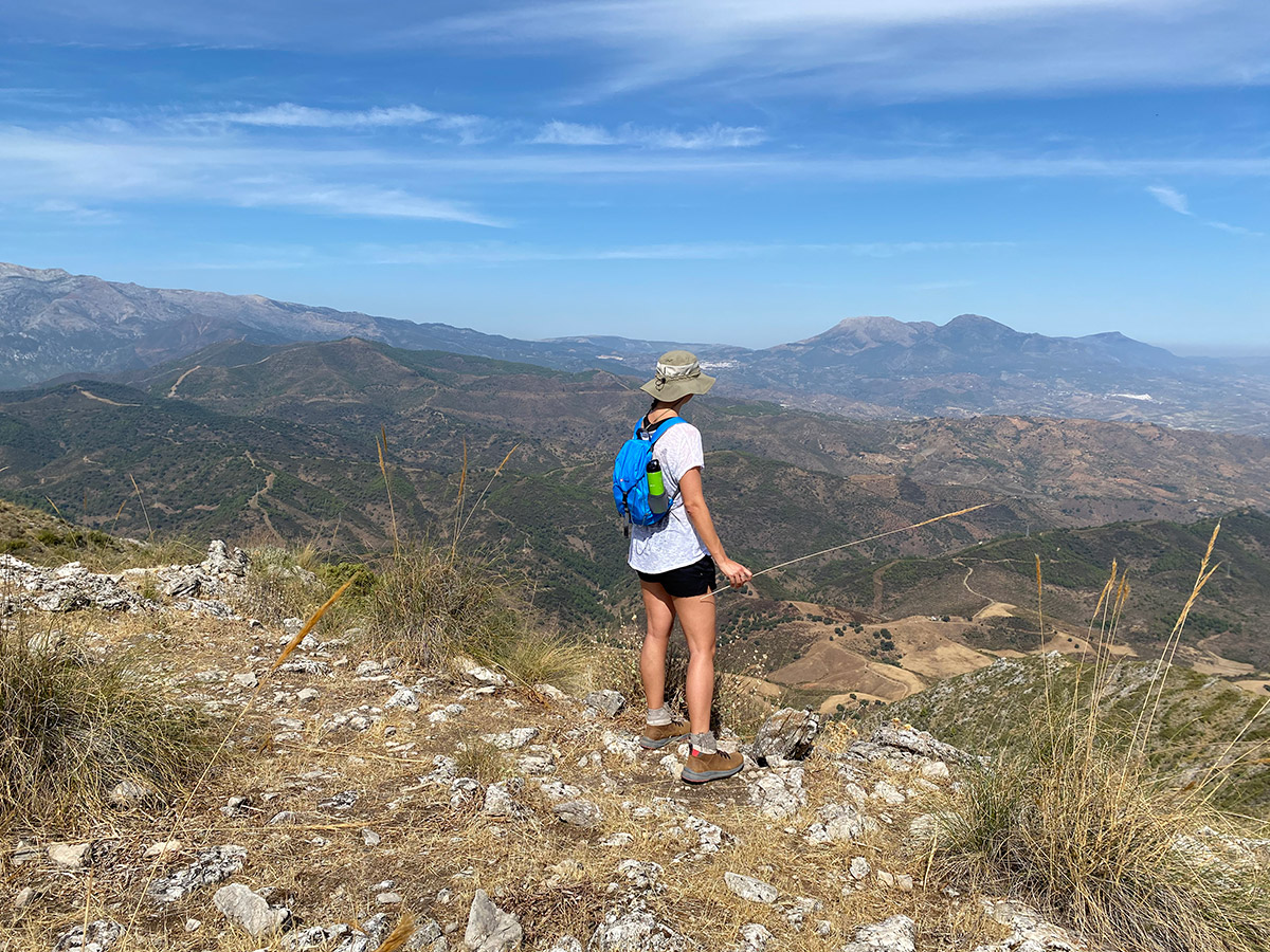 New accesses and hiking routes