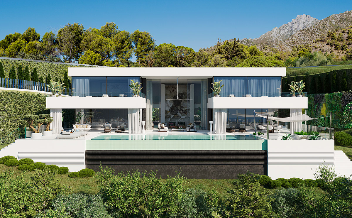 Villa Alcuzuz Marbella
