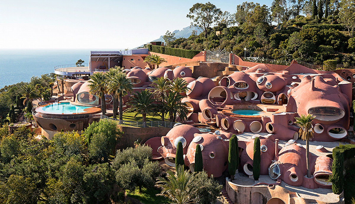 Pierre Cardin's Bubble Palace, France