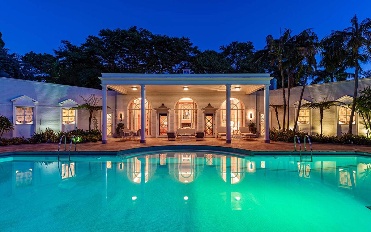 Casa Encantada, Bel Air, California