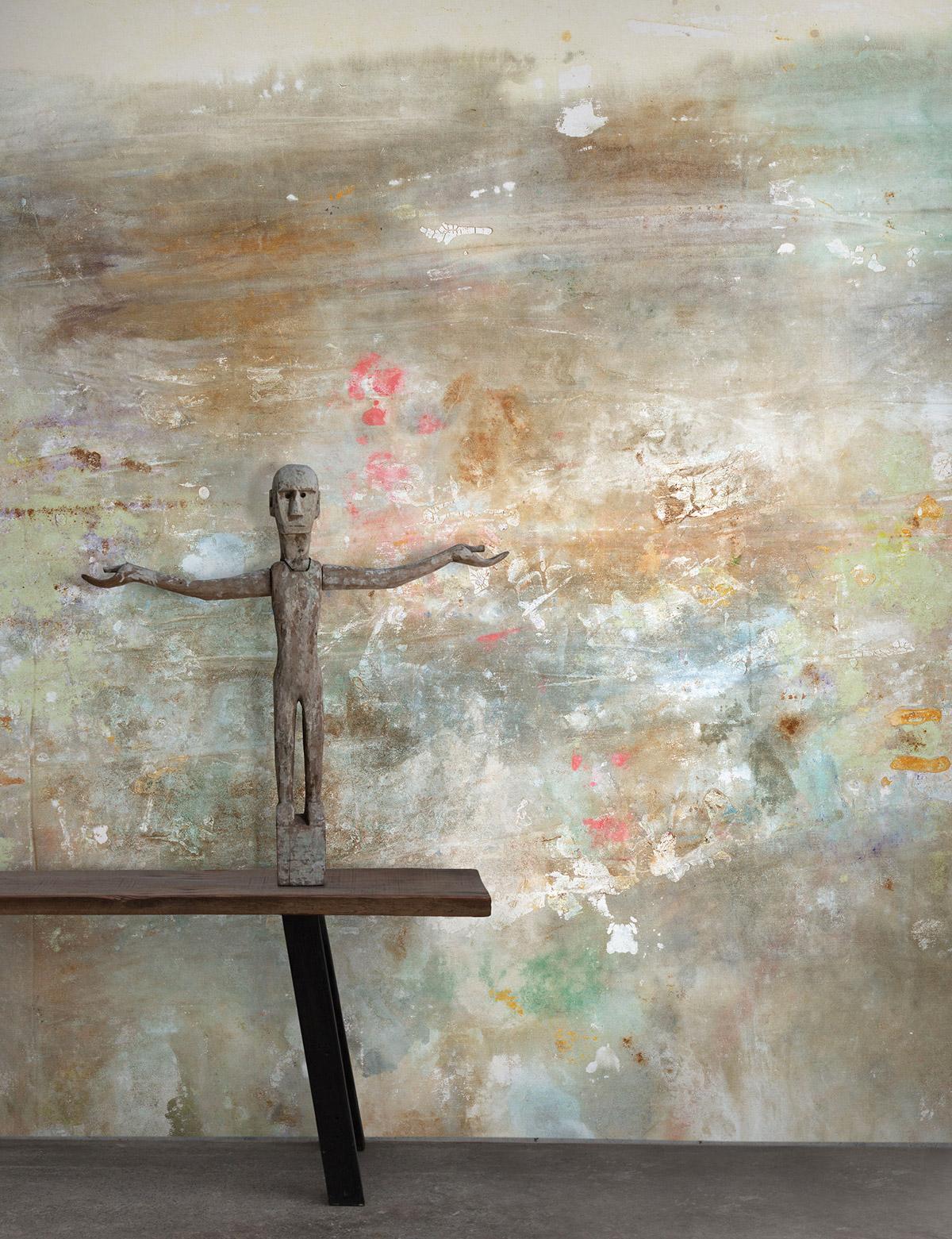 """OH LA LA Wallpaper"" by Kiki Slaughter for FEATHR"