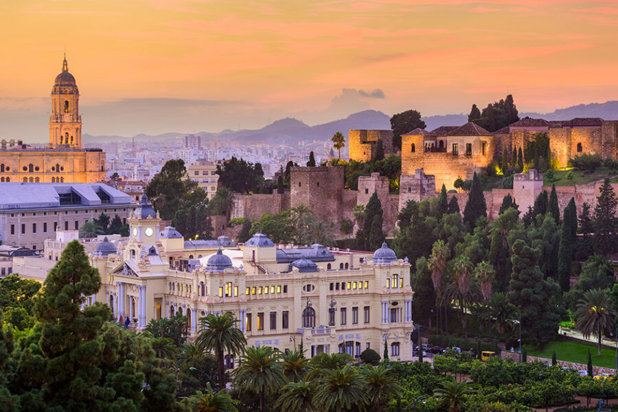 Málaga – a top destination for Americans in Europe