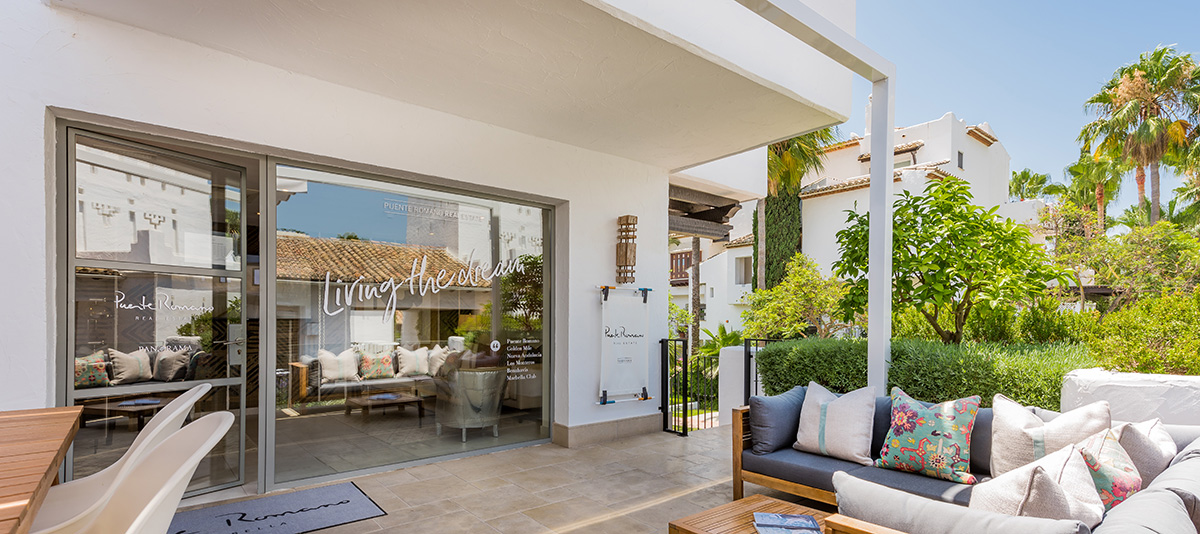 Panorama also operates the Puente Romano Real Estate agency which is owned by the Puente Romano and Nobu hotel group