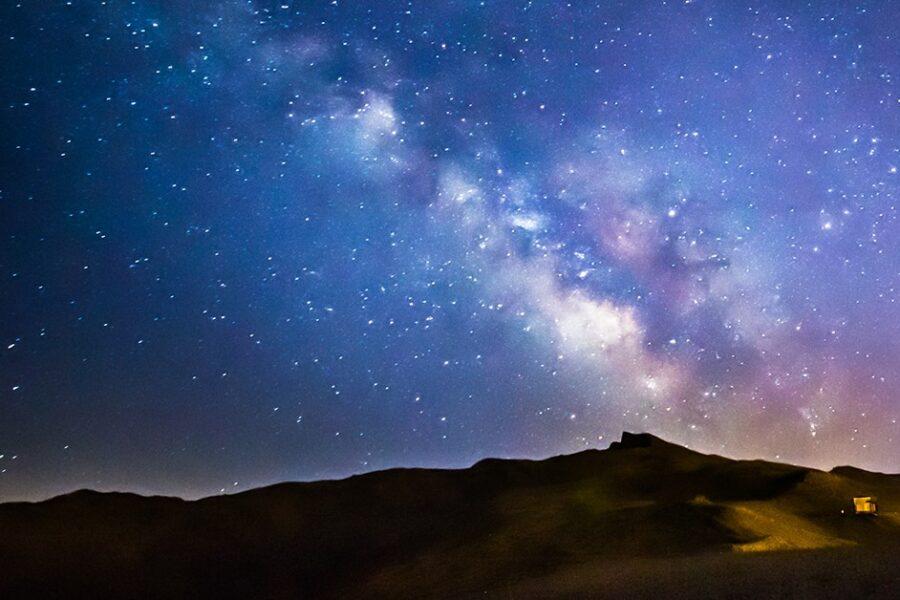 Sierra Nevada: a Summer & Winter Resort