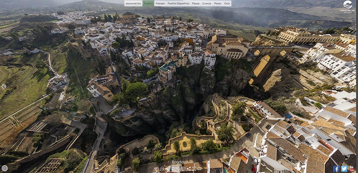 Ronda town