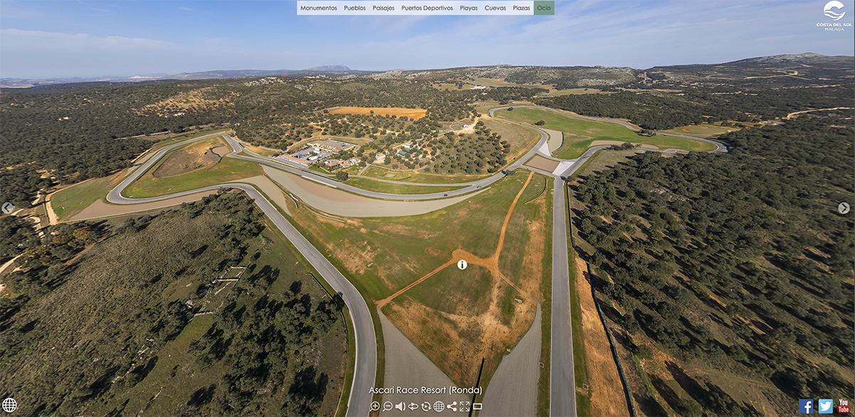 Ascari Race Resort, Ronda