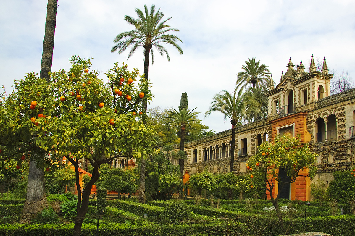 Reales Alcazares Seville