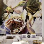 Vista Residences Marbella - Diana Watson. flower paintings