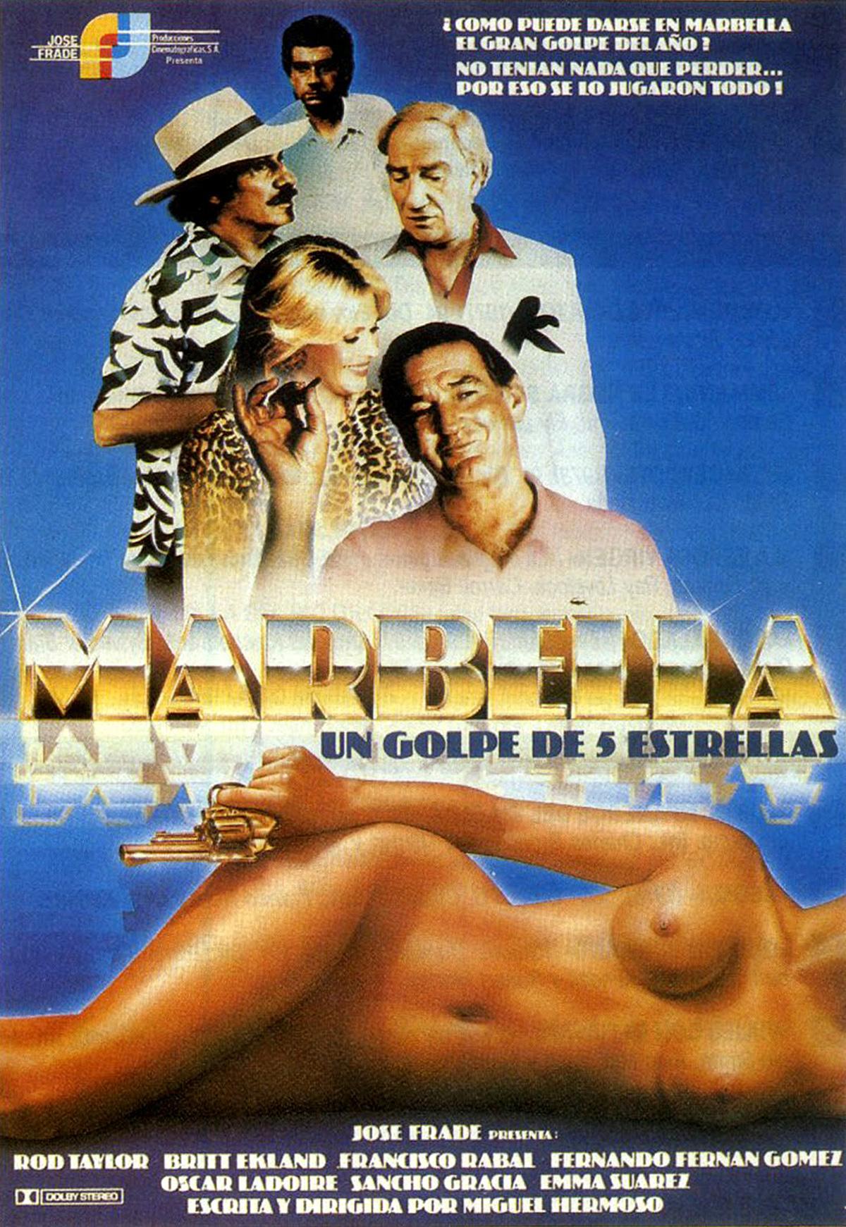 Marbella (Un golpe de conco estrellas