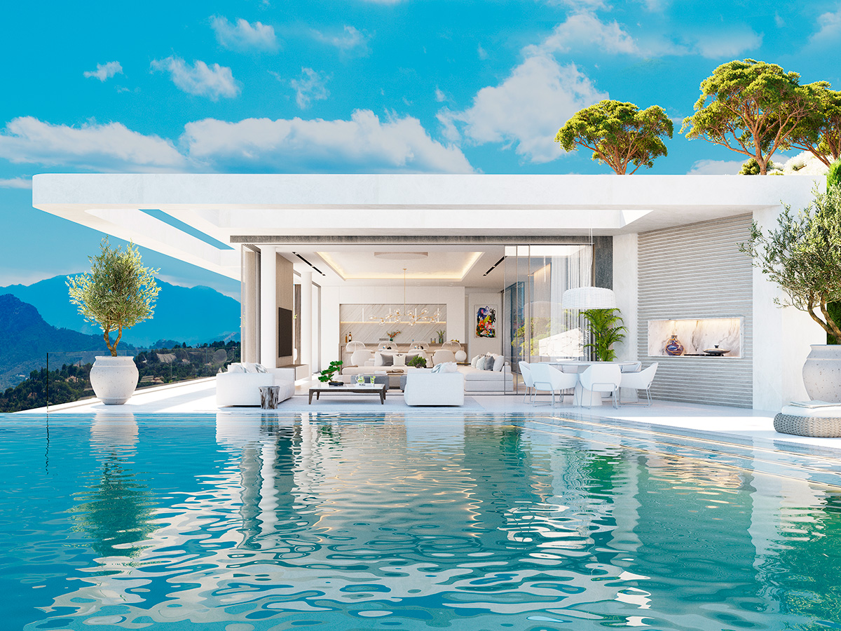 Cool pools our top 5 infinity pools