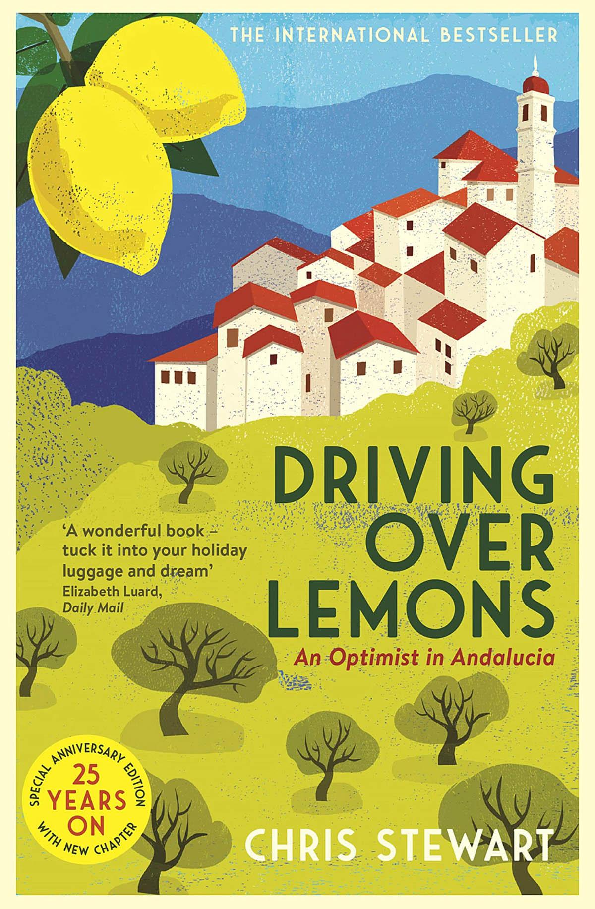 Driving over Lemons cover