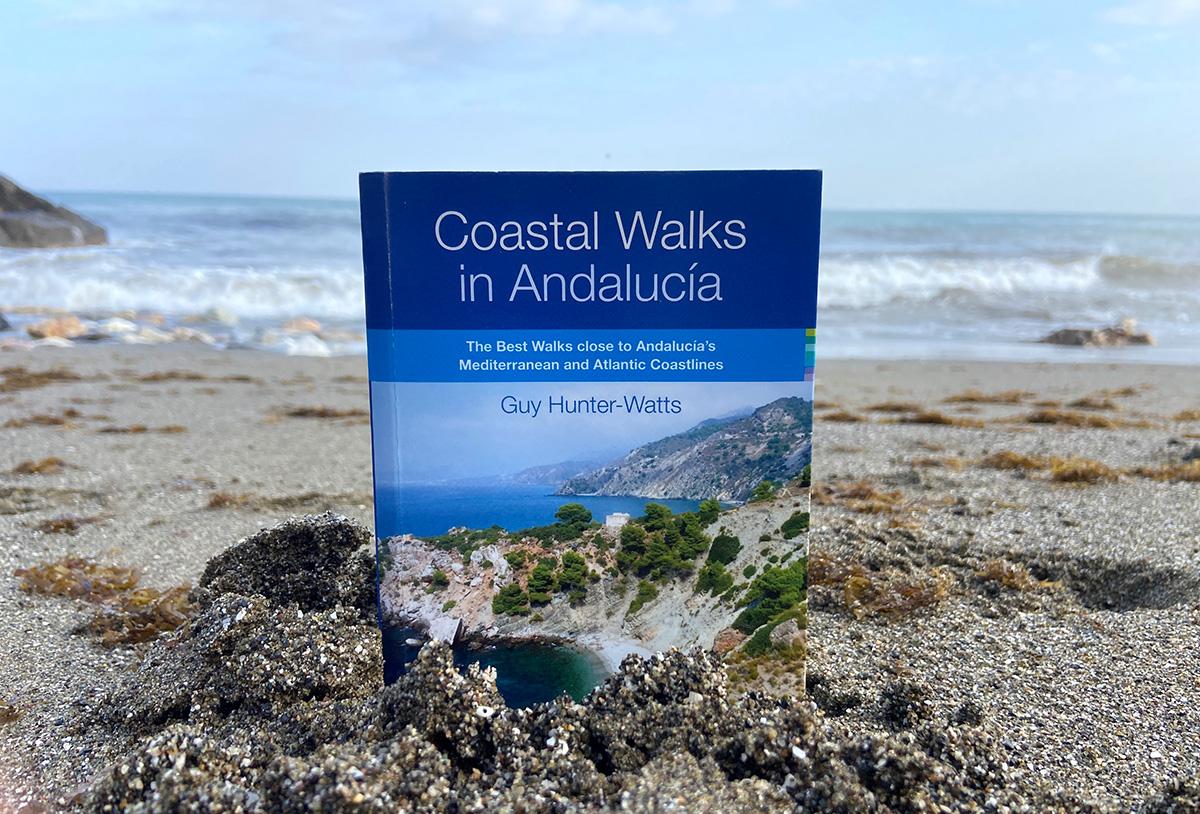 Coastal Walks in Andalucia cover